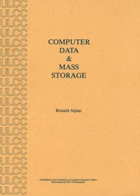 Computer data & mass storage