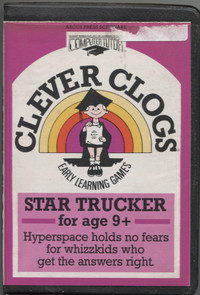 Clever Clogs Star Trucker