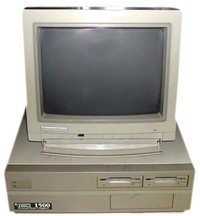 Commodore Amiga 1500