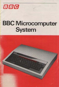 BBC Microcomputer System Plan