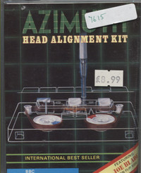 Azimuth Head Alignment Kit/Joe Blade