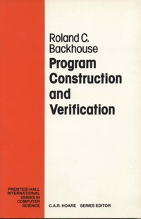 Program Construction and Verification