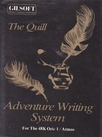 The Quill - Adventure Writing System