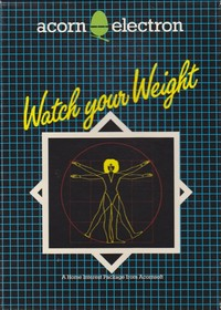 Watch Your Weight