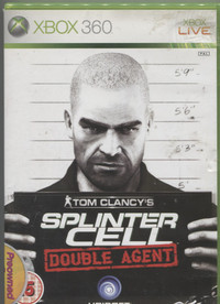 Tom Clancy's Splinter Cell: Double Agent