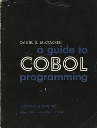 A Guide to COBOL Programming