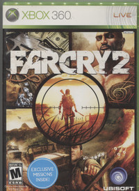 Far Cry 2 (NTSC)