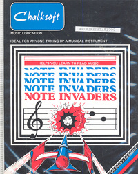 Note Invaders