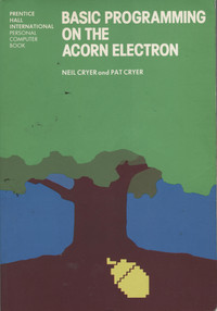 Basic Programming on the Acorn Electron