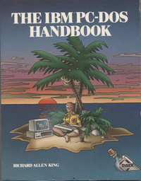 The IBM PC DOS Handbook