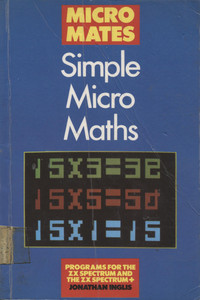 Simple Micro Maths