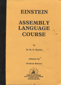 Einstein Assembly Language Course
