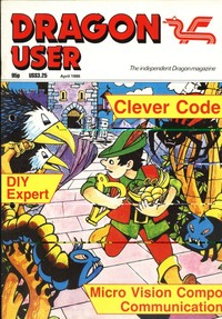Dragon User - April 1986