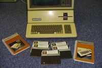 Apple III and Software
