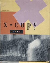 X-Copy (Alternate Cover)