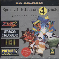 Special Edition 4 Pack - Volume One