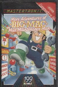 More Adventures of Big Mac the Mad Maintenance Man