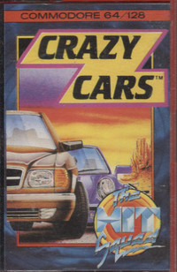 Crazy Cars (The Hit Squad)