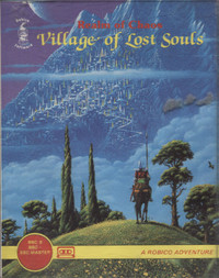 Realm of Chaos - Village of Lost Souls (Cassette)