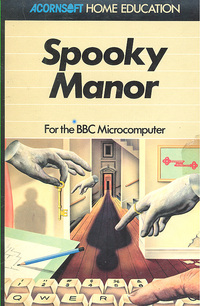 Spooky Manor (sealed)