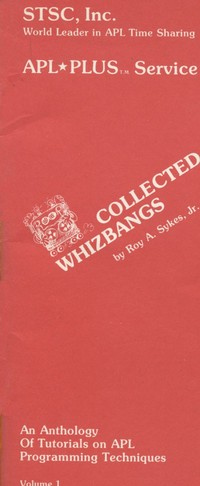 COLLECTED WHIZBANGS