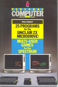 25 programs for the Sinclair ZX Microdrive