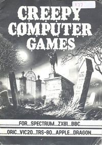 Creepy Computer Games