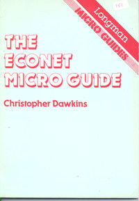 The Econet Micro Guide