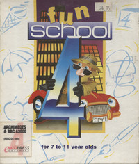 Fun School 4 - for 7 to11 year olds