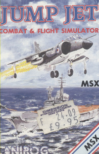 Jump Jet Combat & Flight Simulator