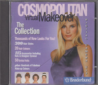 Cosmopolitan Virtual Makeover: The Collection Digital Camera Kit
