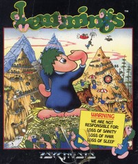 Lemmings (Small Box 2 Disk Edition)