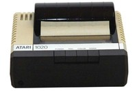 Atari 1020 Colour Printer