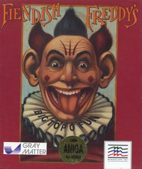 Fiendish Freddy's Big Top O'Fun