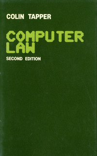 Computer Law (second edition)