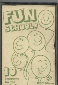 Fun School - for the Under 5s