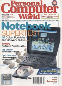 Personal Computer World - March 1995