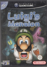 Luigi's Mansion (Oceania)