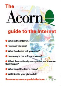 Acorn Guide To The Internet