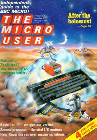 The Micro User - January 1985 - Vol 2 No 11