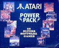 Atari Power Pack 20 Superb Software Games