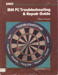IBM PC troubleshooting and repair guide