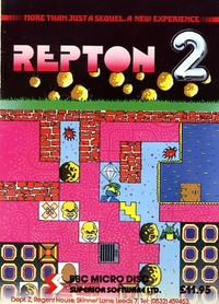 Repton 2 (Disk)