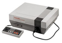 Nintendo Super Set NES Version