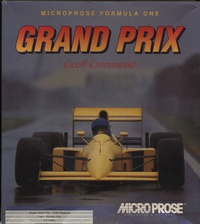 Microprose Formula One Grand Prix