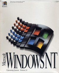 Microsoft Windows NT version 3.1