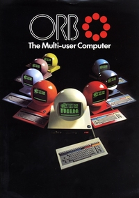 Orb Computer - The Multi-user Computer