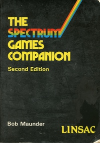 The Spectrum Games Companion (second edition)