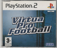 Virtua Pro Football (Promotional Edition)