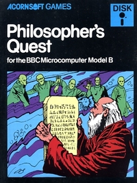 Philosopher's Quest (disk)
